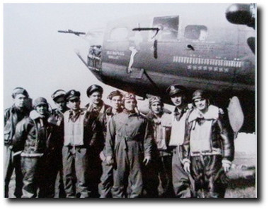 Crew... Of The Memphis Belle -Aviation Art