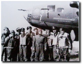 Crew... Of The Memphis Belle -Aviation Art