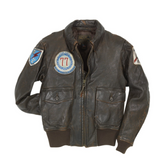 U.S.S. Ticonderoga G-1 Flight Jacket