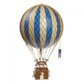 Hot Air Balloon - Royal Aero, Blue