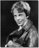 Photo of Amelia Earhart