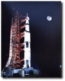 Apollo 17 on the Launch Pad
