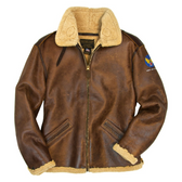 B-6 Shearling Bomber Jacket