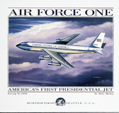Air Force One by Mike Machat