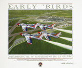 Early 'Birds by Mike Machat