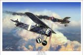 Air War 1918 - Fokker E.V / D.VIII