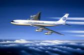 Clipper Stargazer by Mike Machat. Boeing 707