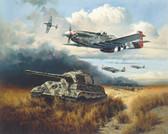 Normandy Tiger Hunt