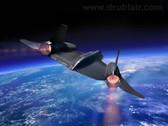 The Peacekeeper by Dru Blair - SR-71 Blackbird