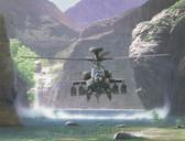 Redemption by Dru Blair -AH-64D Apache Longbow