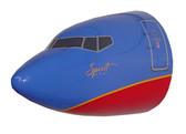 Southwest Spirit B-737 Nose, 1:20