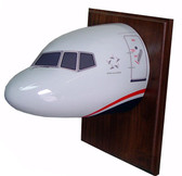 US Airways B-757 Nose, 1:20