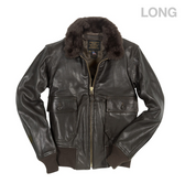US Navy Issue Mil Spec Type G-1 Jacket (LONG)