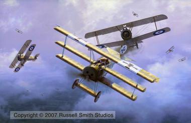 Wolff's Requiem (wolffsrequiem) Aviation Art