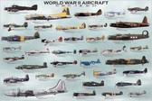 World War II Aircrafts (World-War-II-Aircrafts) Aviation Art