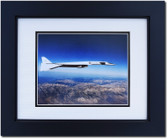 XB-70 Over the Mountains