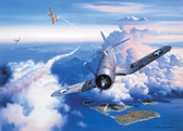 Zero Fighter Sweep -  Kenneth A. Walsh