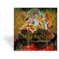 Offerings, CD