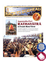 Back to Godhead Issue, Nov/Dec 2012, PDF Download