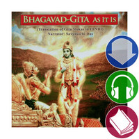 Bhagavad-gita As It Is: Hindi, Audiobook Download