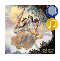 Jaya Radhe Jaya Krsna, Album Download