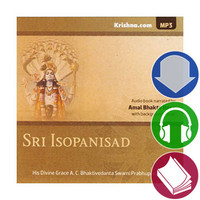 Sri Isopanisad, Audiobook Download