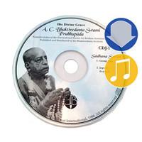 Srila Prabhupada's Classic Japa, Album Download