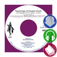 Teachings of Queen Kunti, Audiobook Download