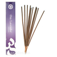 Om Lavender Incense, 15 grams