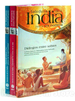 Wisdom of India, 3 Vol. Softbound, Spanish