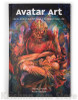 Avatar Art, Front Cover