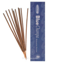 Nitiraja Blue Champa, Relaxation Incense, 25 grams