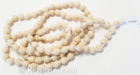 Wood Japa Beads, Smooth Round, Large