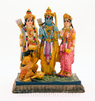 "Sita Rama Family 7.5"""