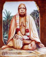 """Bhaktivinoda Thakura Photo Print, 8""""x10"""""""