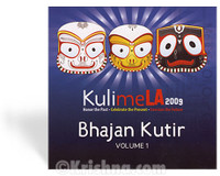 KulimeLA 2009, Bhajan Kutir Vol. 1, CD