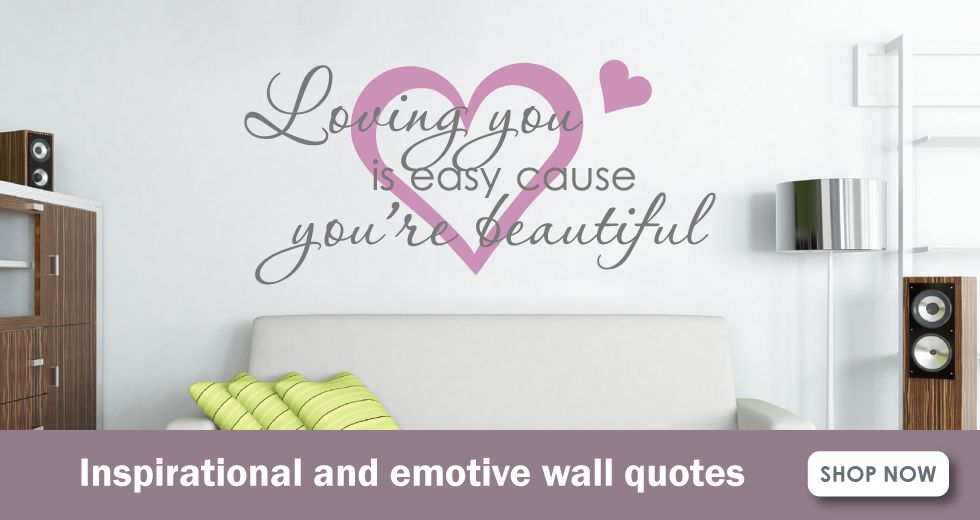 wall sticker quotes banner