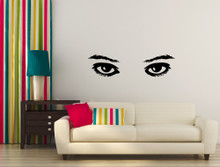 eye wall stickers