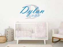 baby name sticker