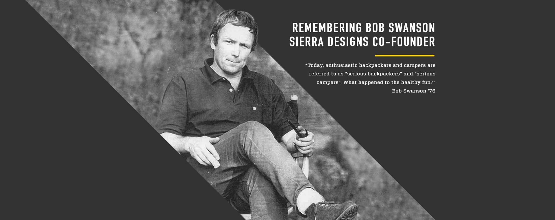 Remembering Bob Swanson