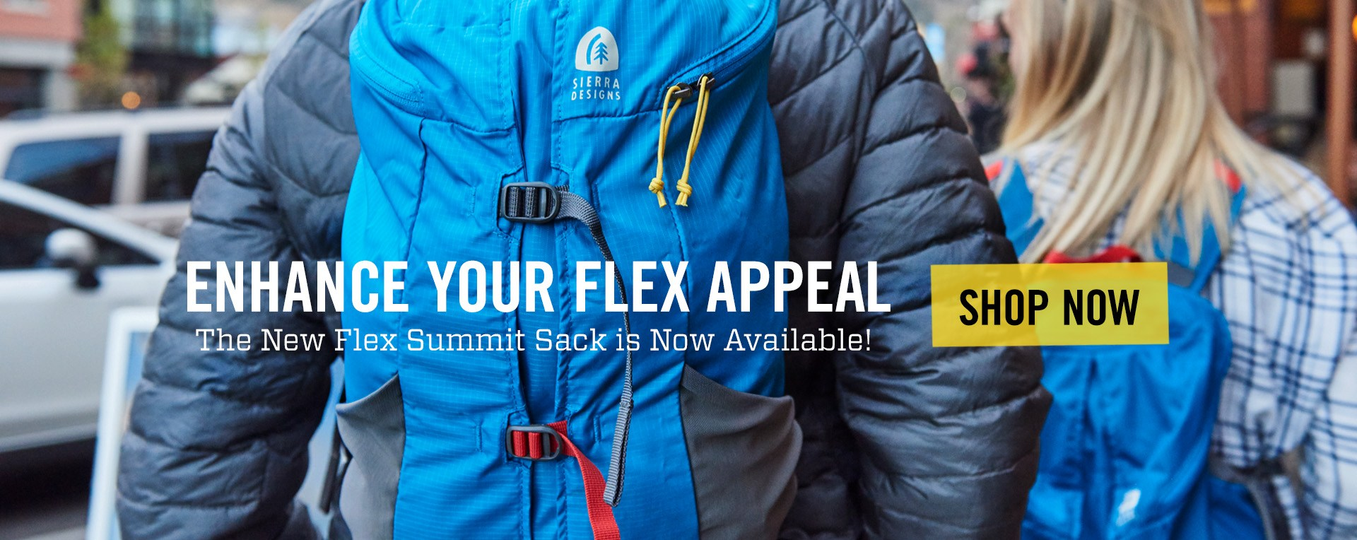 Flex Summit Sack Now Available