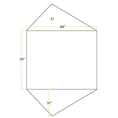 Dimensions  sc 1 st  Sierra Designs & Meteor 3 | Sierra Designs