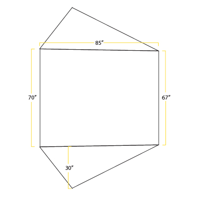 Dimensions  sc 1 st  Sierra Designs & Sweet Suite 3 | Sierra Designs