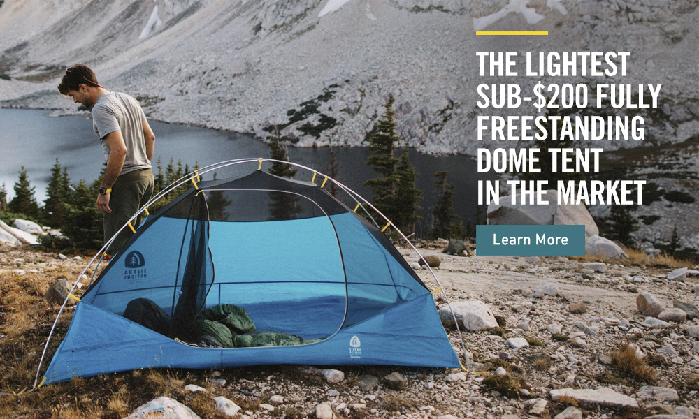 Sierra Designs Backpacking Gear Amp Clothing For Every
