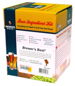 Brewer's Best One Gallon Recipe Kits