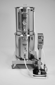 BrewEasy 10 Gallon Electric Brew System, 240V