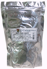 Red Star DADY Distiller's Active Dry Yeast