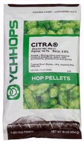 Citra Hop Pellets - 1 lb.