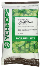 German Hallertau Hops