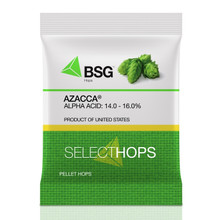 Azacca Hops Pellets, 8 oz Package